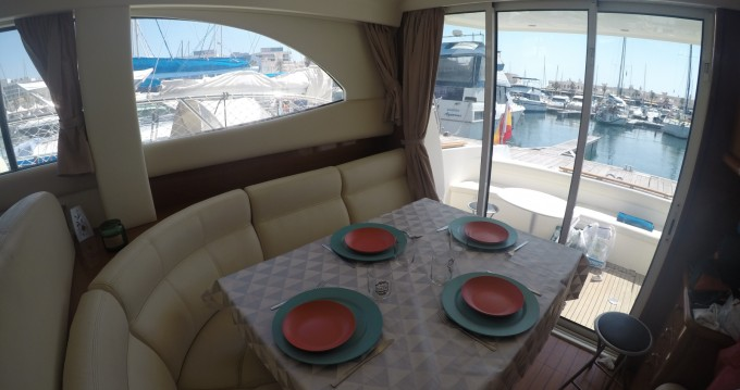 Location yacht à Alicante - Jeanneau Prestige 36 Fly sur SamBoat