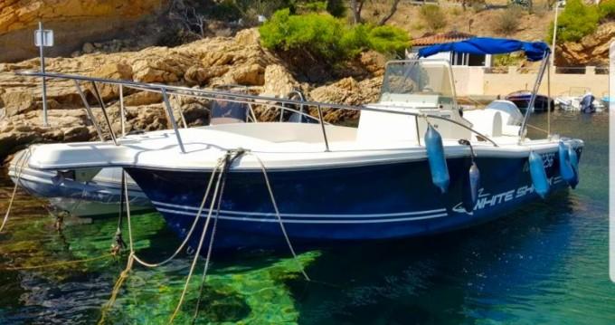 Location yacht à Fos-sur-Mer - Kelt White shark 225 sur SamBoat