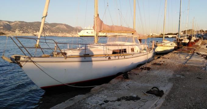 Voilier à louer à La Seyne-sur-Mer au meilleur prix