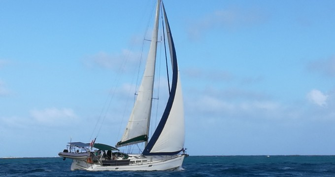 Rental Sailboat in Le Robert - Jeanneau Sun Odyssey 49i