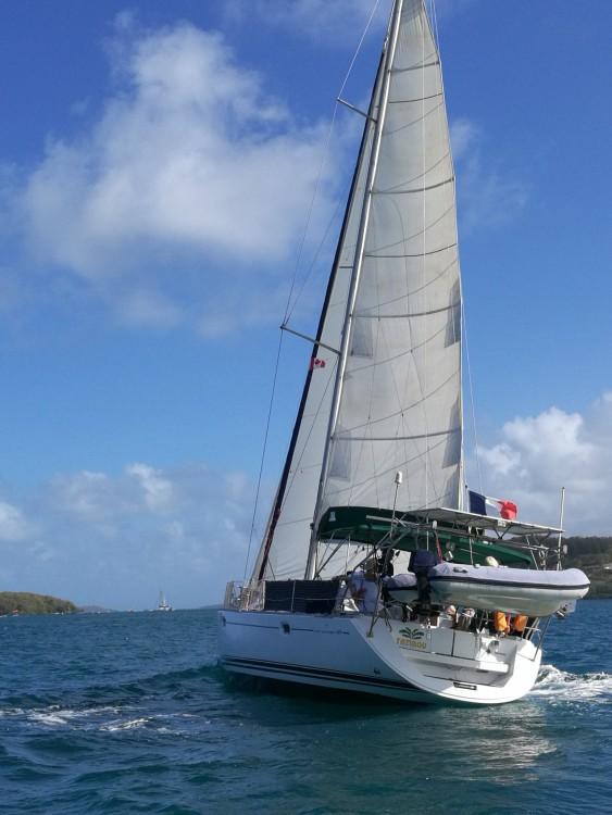 Jeanneau Sun Odyssey 49i entre particuliers et professionnel à Le Robert