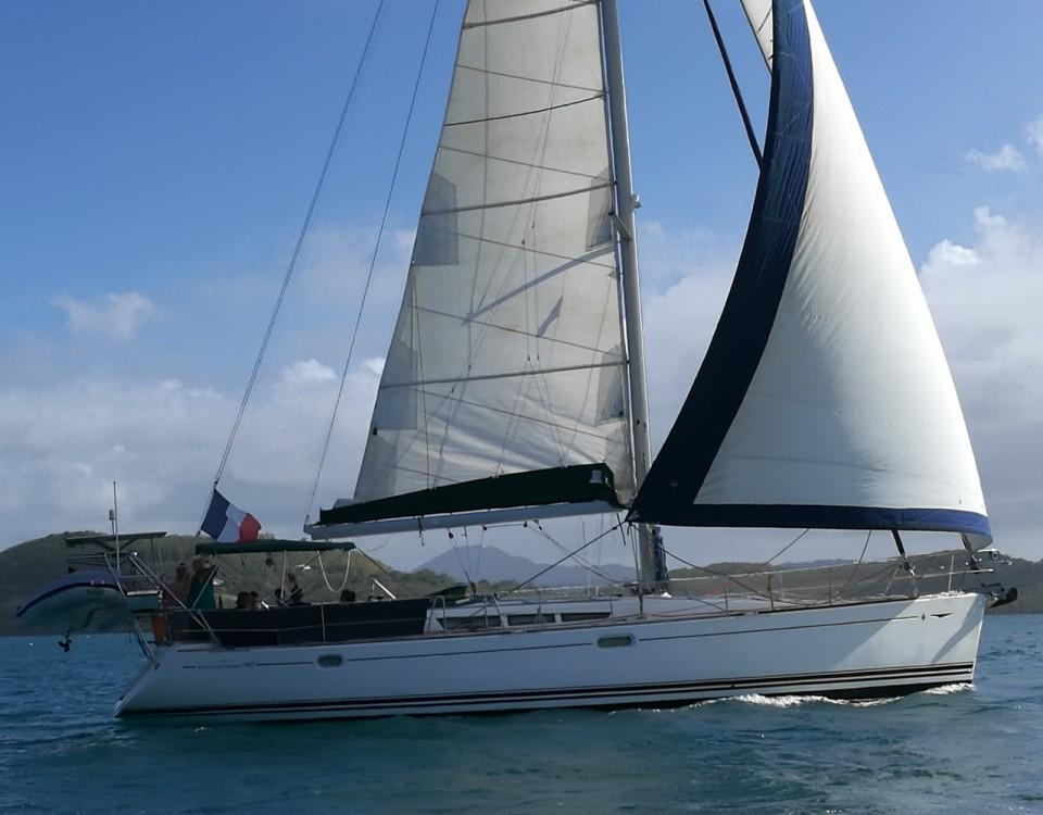 Alquiler Velero en Le Robert - Jeanneau Sun Odyssey 49i