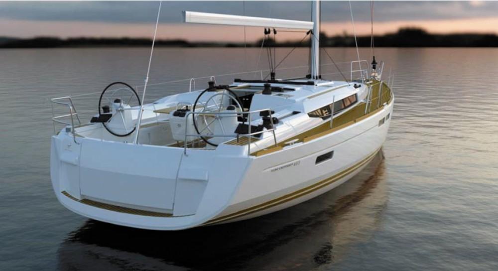 Segelboot mieten in Ajaccio - Jeanneau Sun Odyssey 469