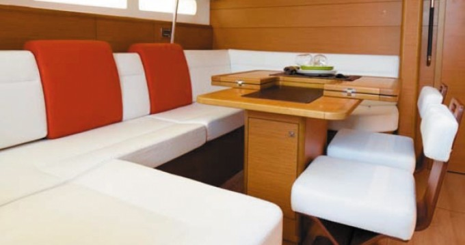 Jeanneau Sun Odyssey 469 zwischen Privatpersonen und professionellem Anbieter Ajaccio