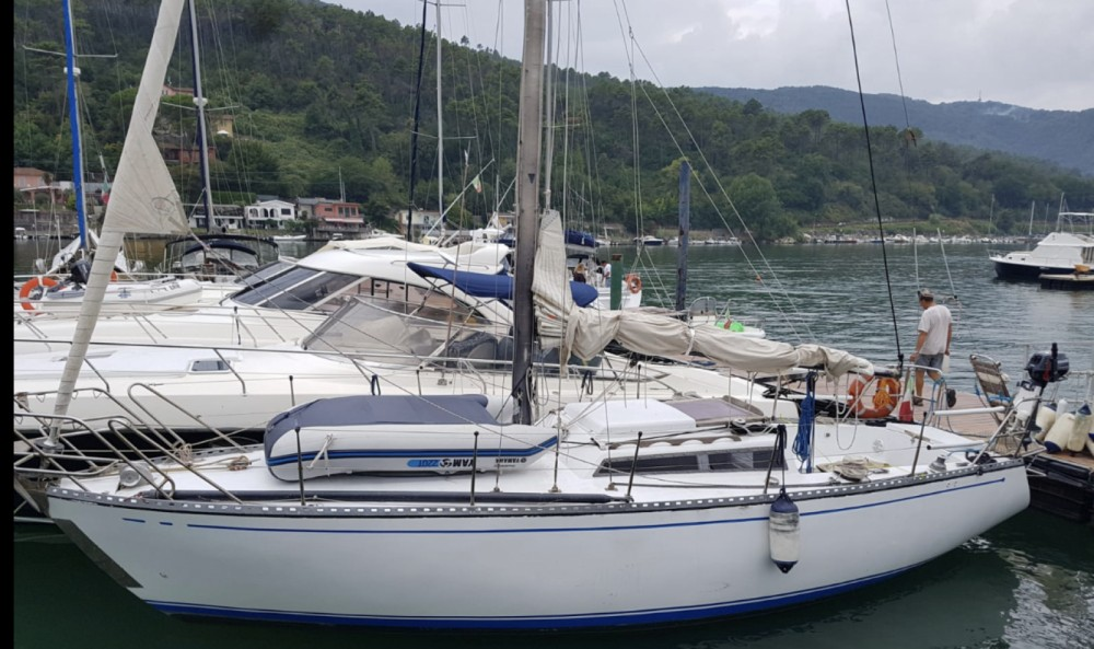 Mako Sailers New Ranger 29 between personal and professional Lavagna