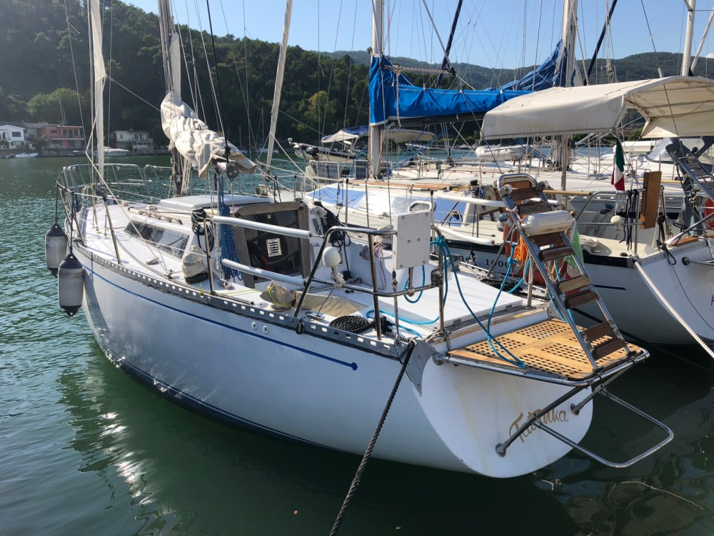 Hire Sailboat with or without skipper Mako Sailers Lavagna