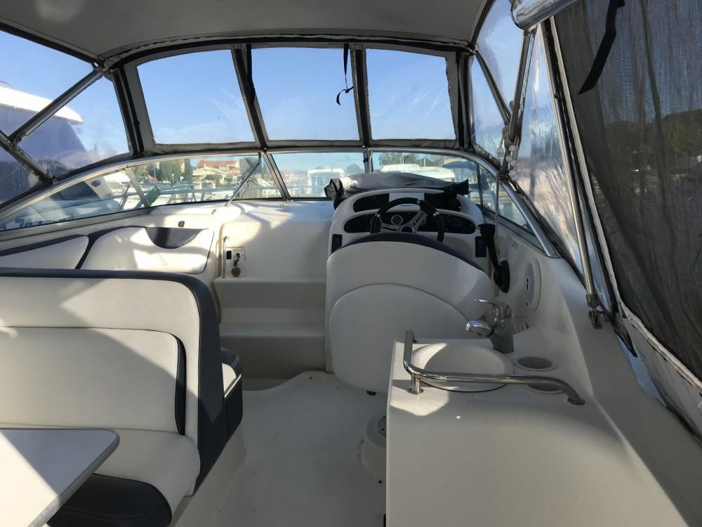 Boat rental La Londe-les-Maures cheap Sea Ray 260 Sundancer