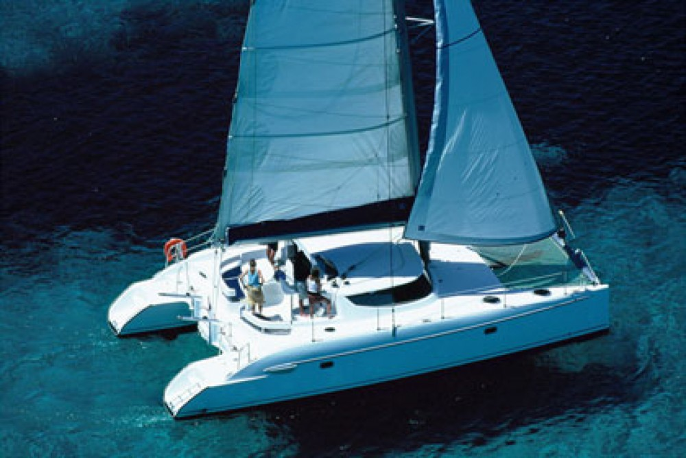 Catamaran for rent Venice at the best price