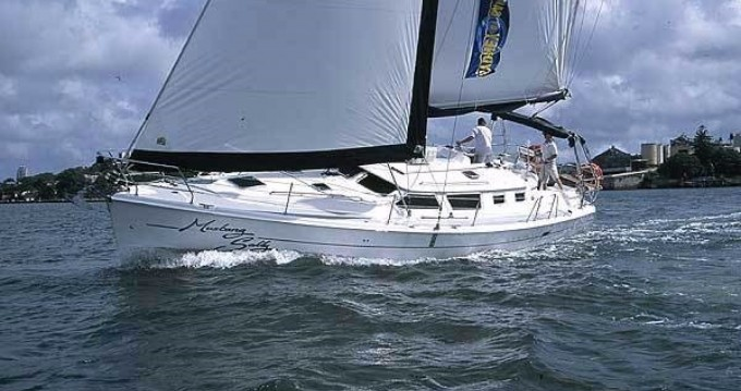Segelboot mieten in Venedig - Hunter Hunter 44