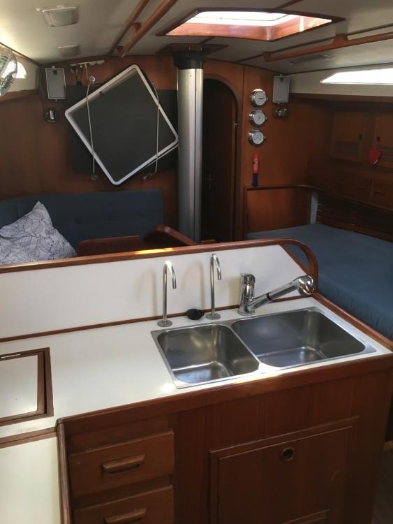 Location bateau CT-47 Ketch à La Valette sur Samboat