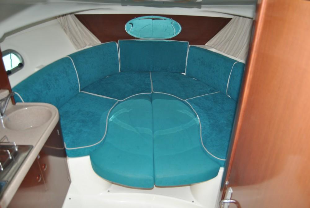 Verhuur Motorboot in Salerno - Jeanneau Leader 805
