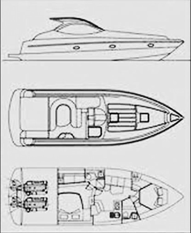 Boat rental Talamone cheap Primatist G41