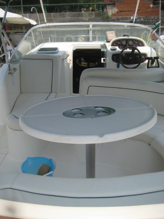 Bootverhuur Salerno goedkoop Leader 805