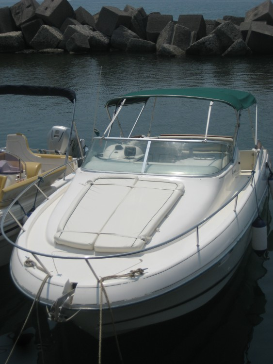 Hire Motor boat with or without skipper Jeanneau Salerno
