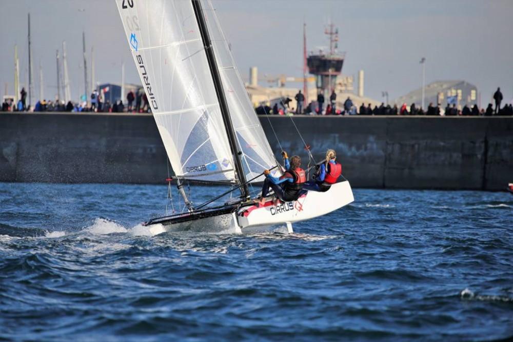 Location bateau Saint-Malo pas cher Cirrus Q