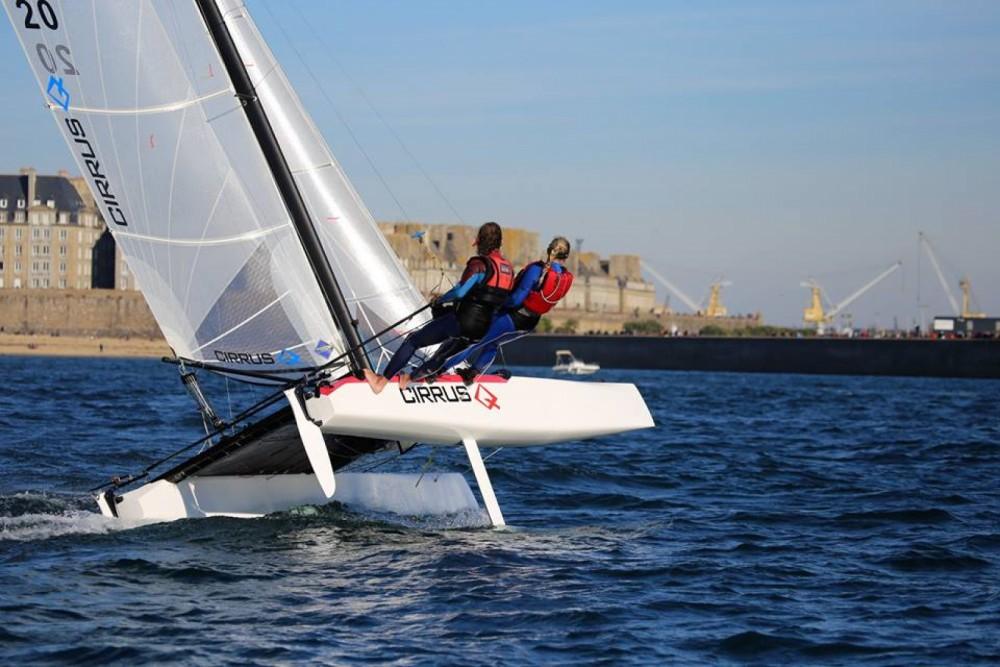 Catamaran à louer à Saint-Malo au meilleur prix