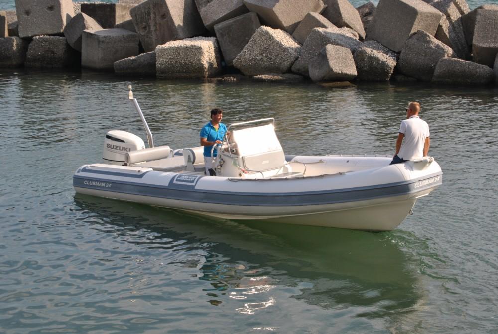 Bootverhuur Joker Boat Clubman 24 in Salerno via SamBoat