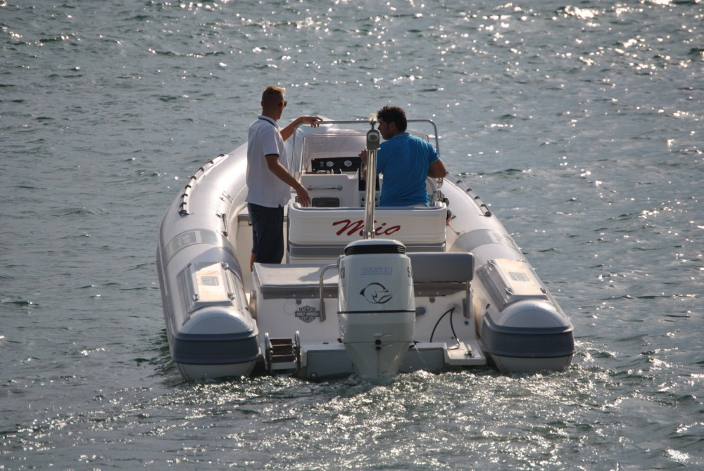 Rental yacht Salerno - Joker Boat Clubman 24 on SamBoat