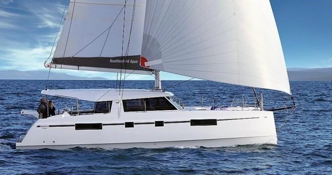 Location bateau Nautitech Nautitech Open 40 à Port Grimaud sur Samboat