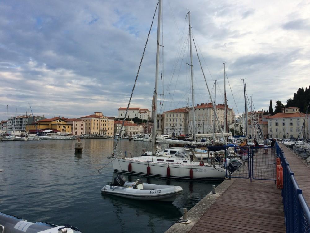 Location bateau Venise pas cher Finngulf 33