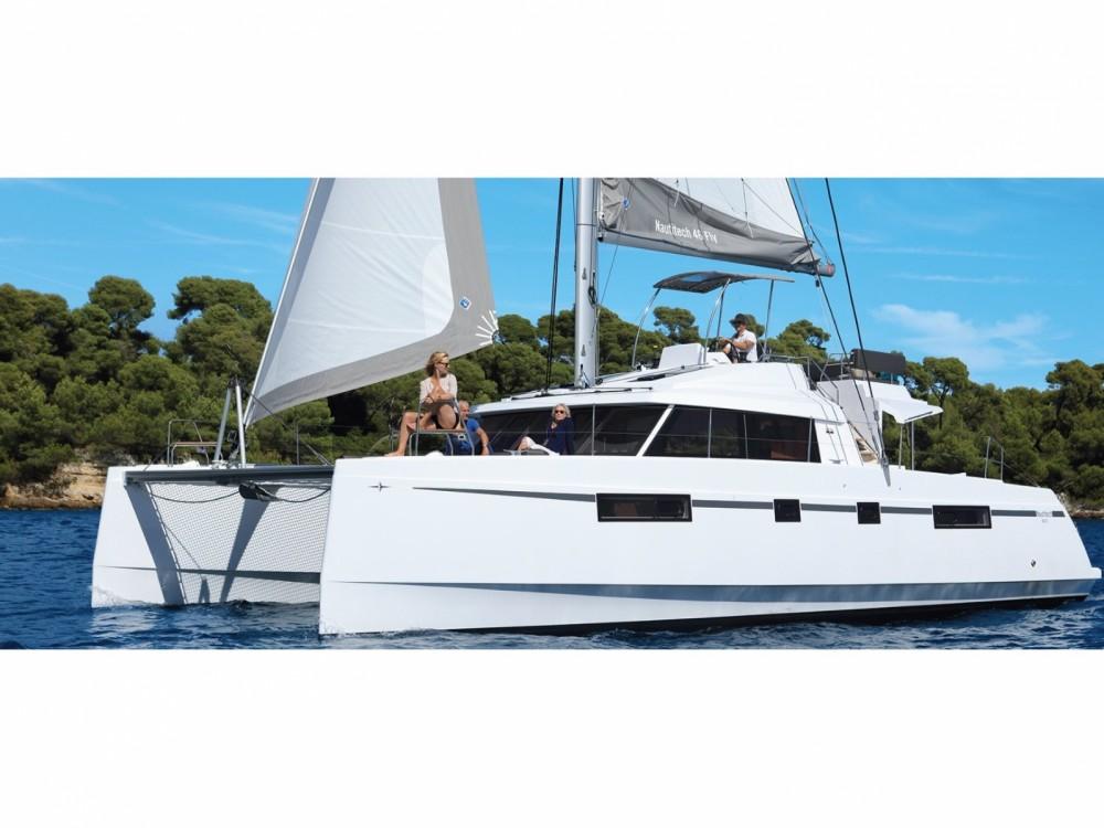 Location bateau Castellammare di Stabia pas cher Nautitech 46 Fly