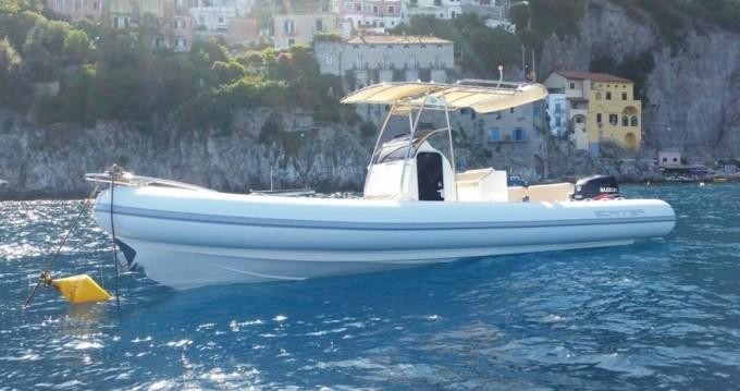 Location bateau Scanner 870 D à Salerno sur Samboat