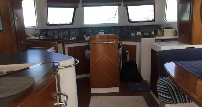 Location yacht à Saint-Cyprien - Fountaine Pajot Maryland 37 sur SamBoat