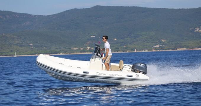 Capelli Tempest 470 entre particuliers et professionnel à Île d'Ibiza
