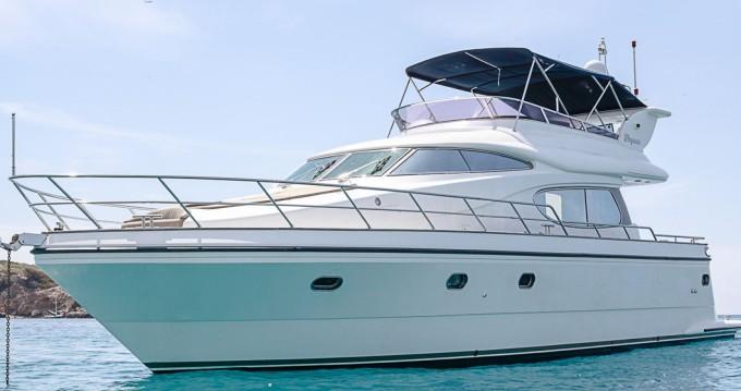 Horizon Elegance 54 Fly zwischen Privatpersonen und professionellem Anbieter Palma