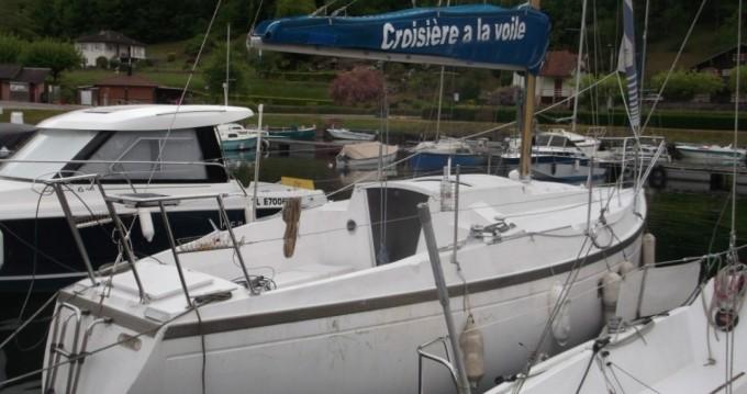 Location bateau Dufour Dufour 27 à Conjux sur Samboat
