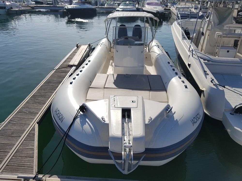 Location bateau Capelli Tempest 900 Sun à Sant Antoni de Portmany sur Samboat