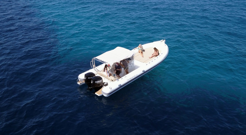 Location yacht à Sant Antoni de Portmany - Capelli Tempest 900 Sun sur SamBoat