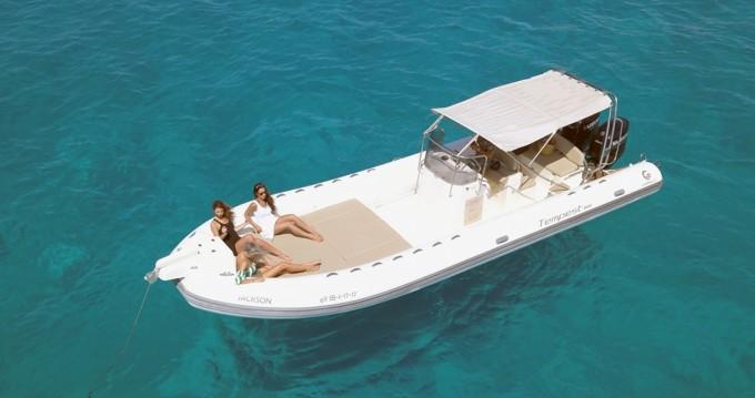 Louez un Capelli Tempest 900 Sun à Île d'Ibiza