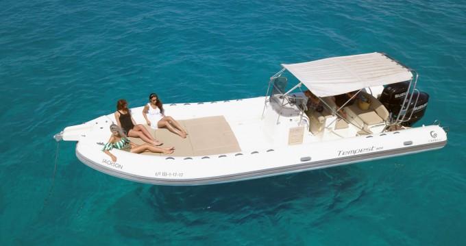 Capelli Tempest 900 Sun entre particuliers et professionnel à Île d'Ibiza
