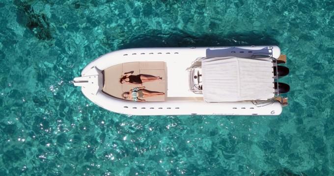 Location bateau Île d'Ibiza pas cher Tempest 900 Sun