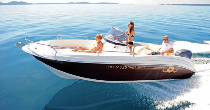 Location yacht à Île d'Ibiza - Pacific Craft Pacific Craft 625 Open sur SamBoat