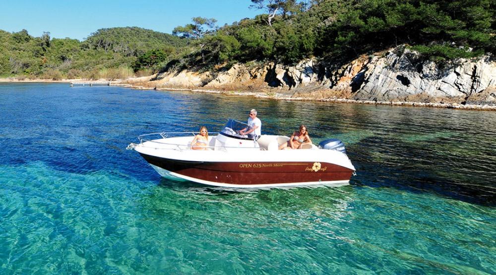 Location bateau Sant Antoni de Portmany pas cher Pacific Craft 625 Open