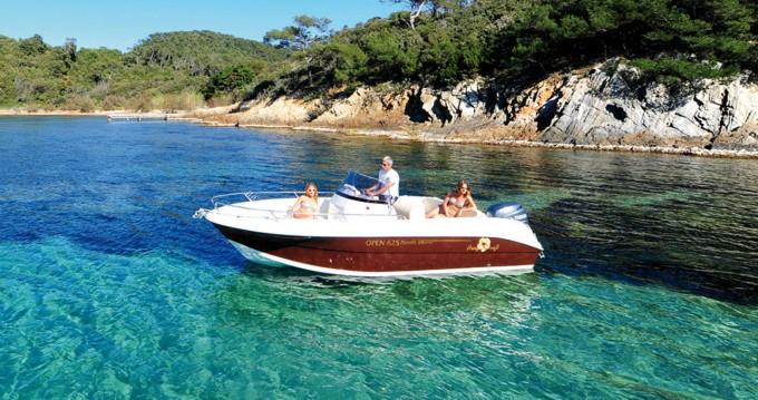 Location bateau Île d'Ibiza pas cher Pacific Craft 625 Open
