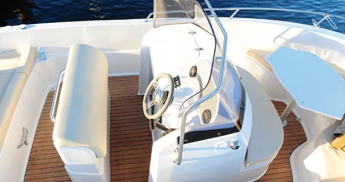 Louer Bateau à moteur avec ou sans skipper Pacific Craft à Île d'Ibiza