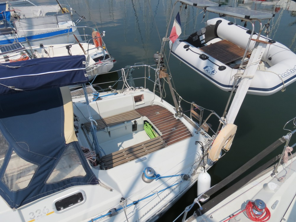 Location bateau Valence pas cher Feeling 326