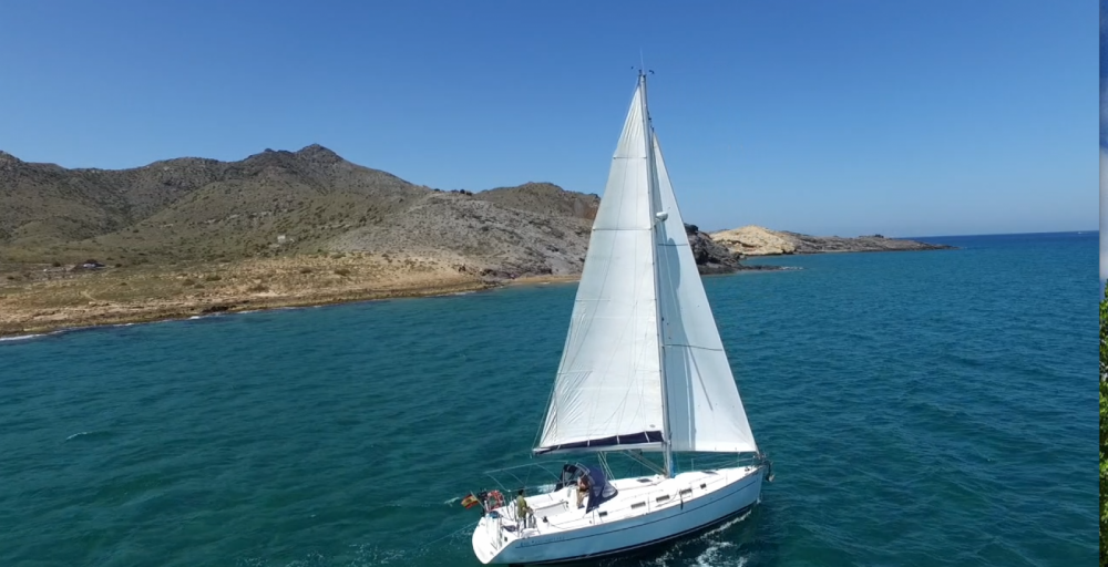 Sailboat for rent San Pedro del Pinatar at the best price