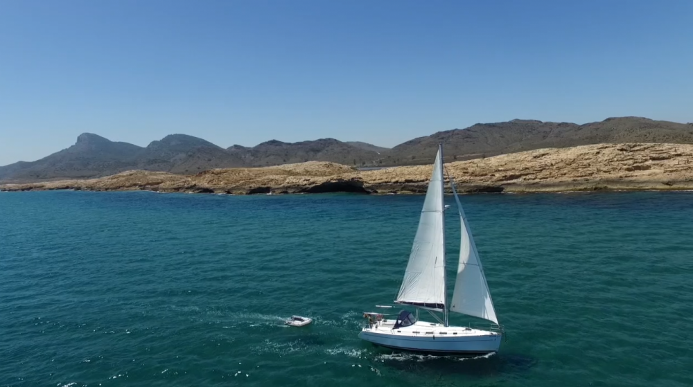 Rental Sailboat in San Pedro del Pinatar - Bénéteau Cyclades 39.3
