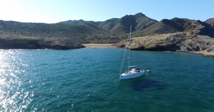 Location yacht à San Pedro del Pinatar - Bénéteau Cyclades 39.3 sur SamBoat