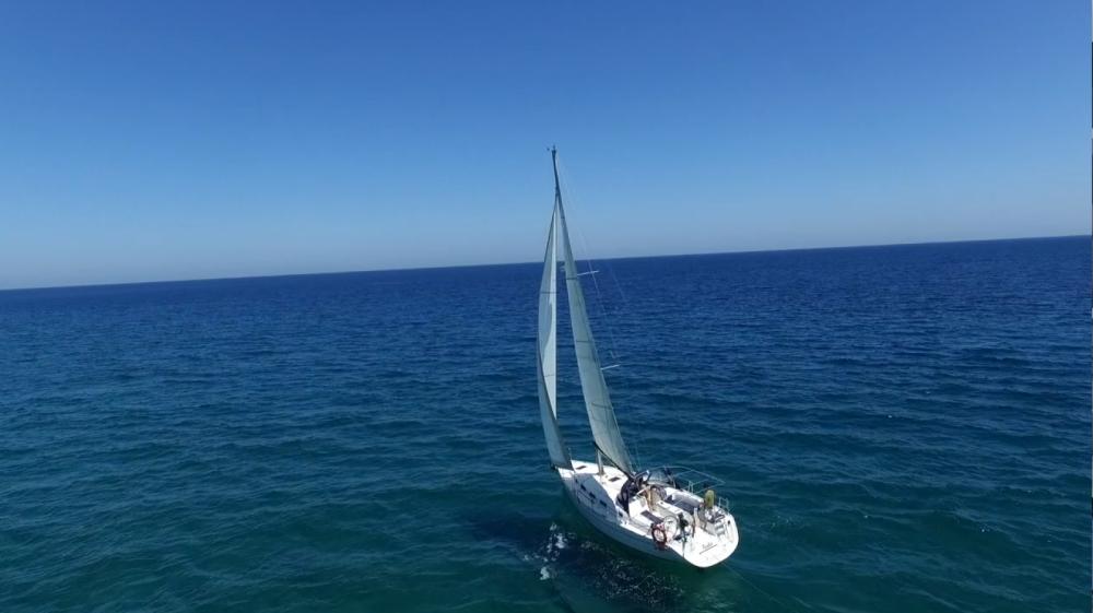 Location bateau Bénéteau Cyclades 39.3 à San Pedro del Pinatar sur Samboat