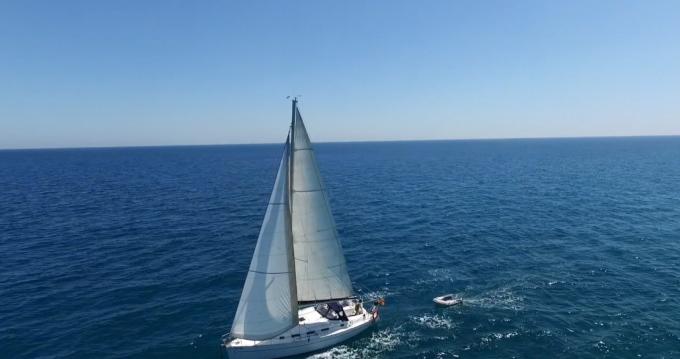 Location bateau San Pedro del Pinatar pas cher Cyclades 39.3