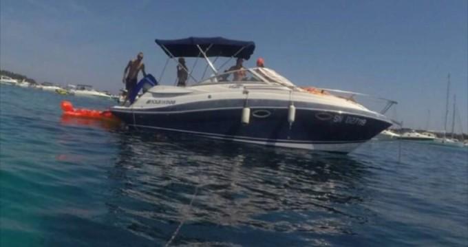 Location bateau Mandelieu-la-Napoule pas cher Vista 258