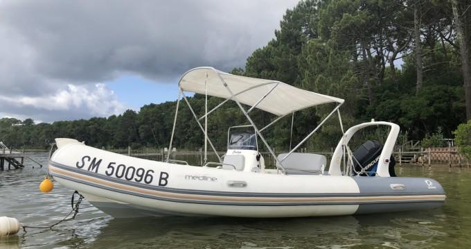 Location yacht à Arcachon - Zodiac Medline II sur SamBoat