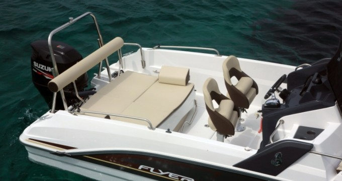 Location yacht à Île d'Ibiza - Bénéteau Flyer 6.6 SUNdeck sur SamBoat
