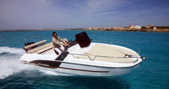 Location Bateau à moteur à Île d'Ibiza - Bénéteau Flyer 6.6 SUNdeck