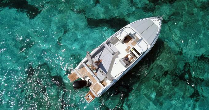 Location bateau Île d'Ibiza pas cher Pacific Craft 700 DC